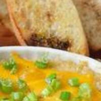 Easy Baked Cheese Dip