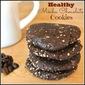Healthy Cafe Mocha Cookies