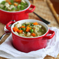 Light Chicken, Quinoa & Vegetable Soup Recipe