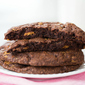 Colossal Peanut Butter Cup Chocolate Cookies
