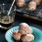 Crowning Glory: Maple Bone Marrow Doughnut Holes