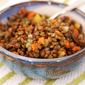 A Lovely Lentil Salad