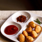 moong dal bhajiya recipe, how to make moong dal bhajiya or pakoras
