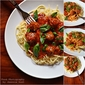 Spaghetti and Spicy Meatballs (Recipe) This week, my Spaghetti...