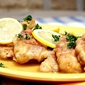 Chicken Piccata  I shot this a long time ago, this is one of a...