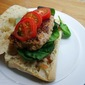 Chorizo Burgers - A Random Recipe