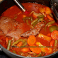 Chuck Steak Vegetable Stew Recipe