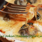 Escargot with Butter and Wine Sauce