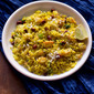 kanda batata poha recipe, how to make kanda batata poha recipe