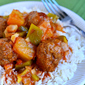 Grandma's Sweet and Sour Meatballs