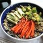Veggie Sushi Rice Bowls