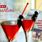 Grammy Viewing Party Cocktail Recipe – Taylor Swift RED Martini!