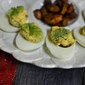 The New Nigerian Kitchen: Egusi Devilled Eggs