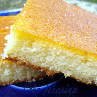 Cake with wine and olive oil