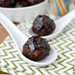 Honey-Balsamic BBQ Meatballs (Gluten-Free)
