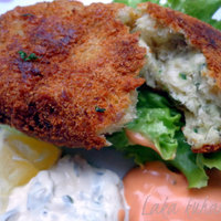 Perfect fish cakes