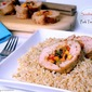 Southwestern Stuffed Pork Tenderloin