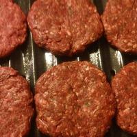 Herb Flecked Venison Burgers