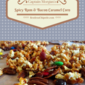Captain Morgan's Caramel Corn Recipe for Superbowl or Anytime