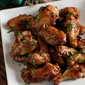 Sticky-Sweet Caribbean Wings #CaptainsTable