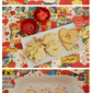 Valentine's Day Sandwich Cookies!