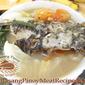 Pesang Dalag (Stewed Mudfish)
