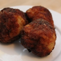 Chicken Apple Meatballs