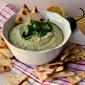 Jalapeno-Cilantro Hummus