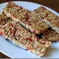 No Bake (and Easily Customizable) Granola Bars