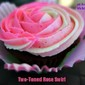 How to Make Two-Toned Rose Swirled Cupcakes