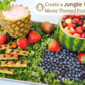 Swing to the Music of The Jungle Book with This Movie Themed Fruit Tray #JungleFresh