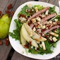Winter Greens and Ham Salad