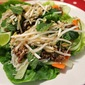 Beef Larb Lettuce Cups