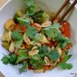 Kids Cook Monday: Rice Noodles with Tofu & Veg