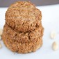 Clean Eating 3 Ingredient Peanut Butter Cookies