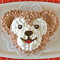 How to Make Duffy the Disney Bear Cake (3D Cake for Valentine's Day) - Video Recipe