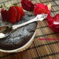 Eggless Molten Choco Lava cake with stepwise pictures,Valentine's Day special