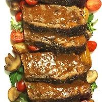 Bobby Lovera's Easy Beef Brisket Barolo