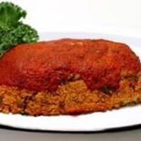 Millet Meatless Loaf