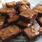 Basic Dark Choco Brownies