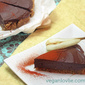 Enjoy Decadence with some Punch! Vegan Chocolate and Spanish Paprika Cheesecake