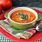 Creamy Tomato Tortelleni Soup