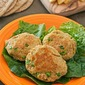 Quick weeknight falafel