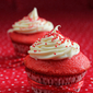 Lightened Up Red Velvet Cupcakes