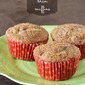 Healthy Apple Bran Muffins