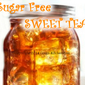 Southern Style Sweet Tea (Diabetic/Sugar Free)