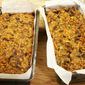Curried Lentil and Rice Loaves