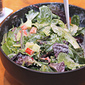 Mixed Greens with Creamy Dijon Vinaigrette