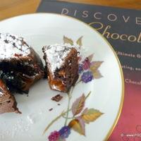 Chocolate Dulce de Leche mini cake