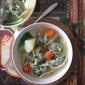 Chicken Soup Wontons/ Dumplings 鸡汤云吞